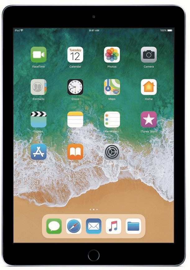 Apple iPad 9.7 (2018) Wi-Fi 32GB Space Grey