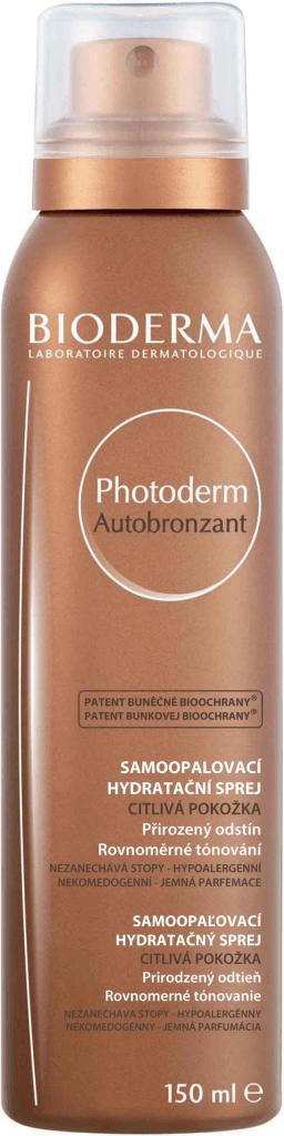 Bioderma Photoderm Autobronzant spray 150 ml