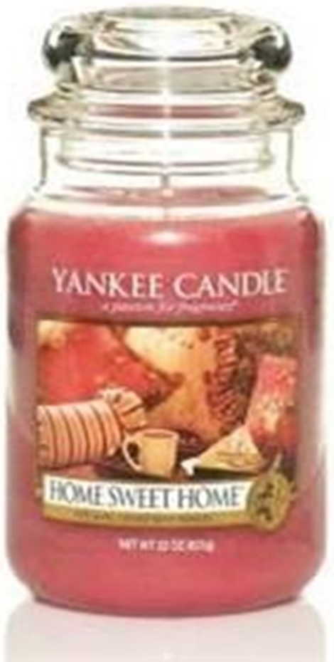Yankee Candle Home Sweet Home 623 g