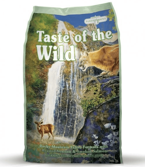 Taste of the Wild Rocky Mnt. Feline 7 kg