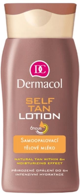 Dermacol samoopalovací tělové mléko 200 ml