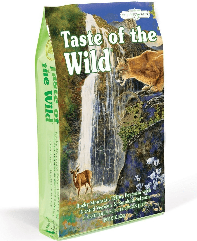 Taste of the Wild Rocky Mtn Feline 7 kg
