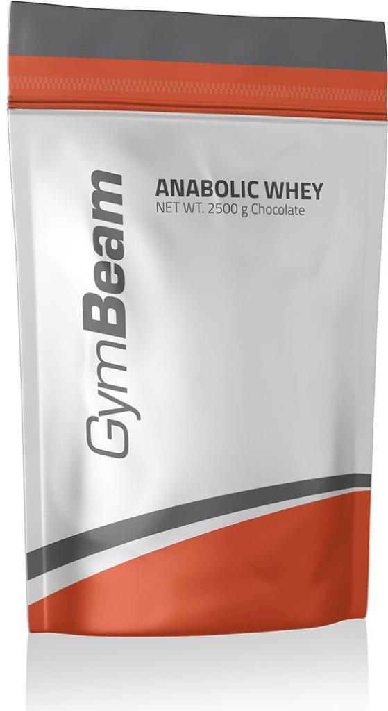 GymBeam Proteín Anabolic Whey 2500 g