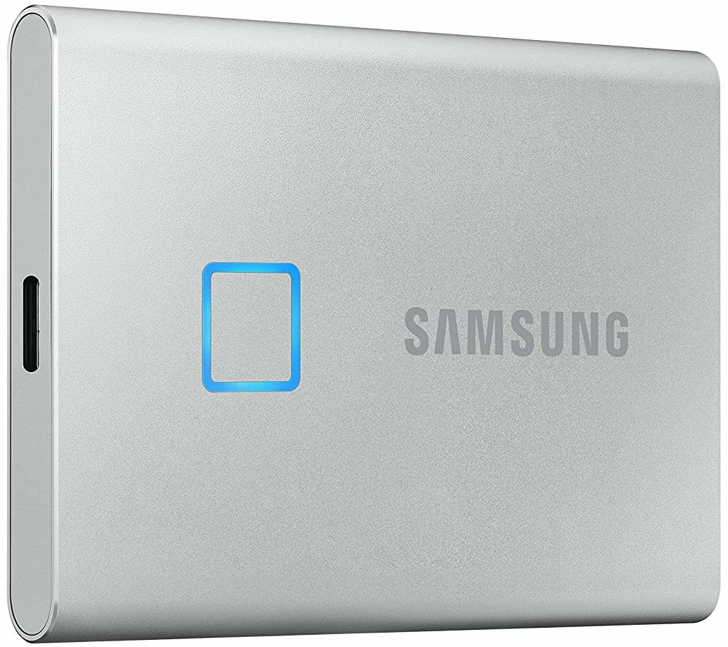 Samsung Portable SSD T7 Touch - 1TB