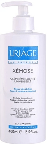 Uriage Xémose Universal Emollient Cream 400ml