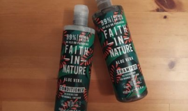 Faith in Nature -  Coconut a Aloe Vera šampón a kondicionér