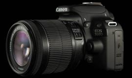 Canon EOS 100D – perfektní zrcadlovka za přijatelnou cenu