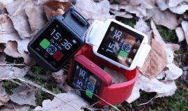 Chytré hodinky U Watch U8 v naší recenzi: dokonalý poměr cena / výkon