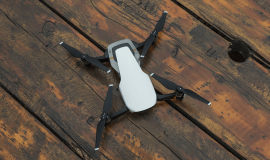 DJI Mavic Air - malý, ale šikovný dron