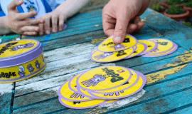 Dobble - senzační stolní hra, která zabaví