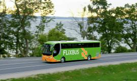 První cesta FlixBusem - levně a spokojeně