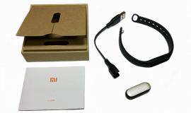 Xiaomi MiBand 1S - chytrý náramek, který překvapí nejen svou výdrží