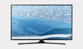 Velice dobrá volba - recenze televize Samsung UE50KU6072