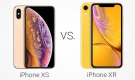 Apple iPhone XR vs. Apple iPhone XS - který si vybrat?