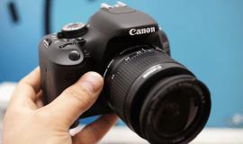 Canon EOS 600D – starší, ale stále výborná zrcadlovka